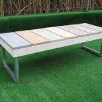 Mesa rectangular baja Serie Basica 30