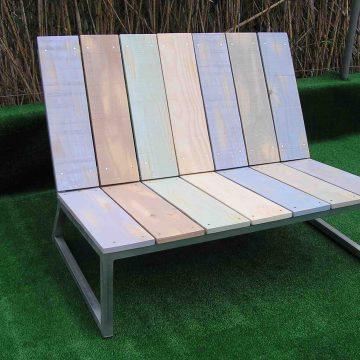 Sofa exterior Serie Basica 30